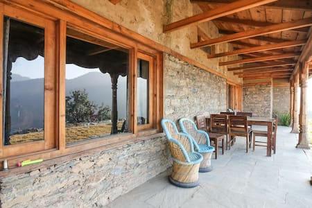 The Goat Village, Nag Tibba Double Occupancy - 3