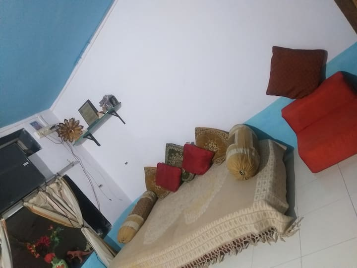 My tiny space for comfortable homestay