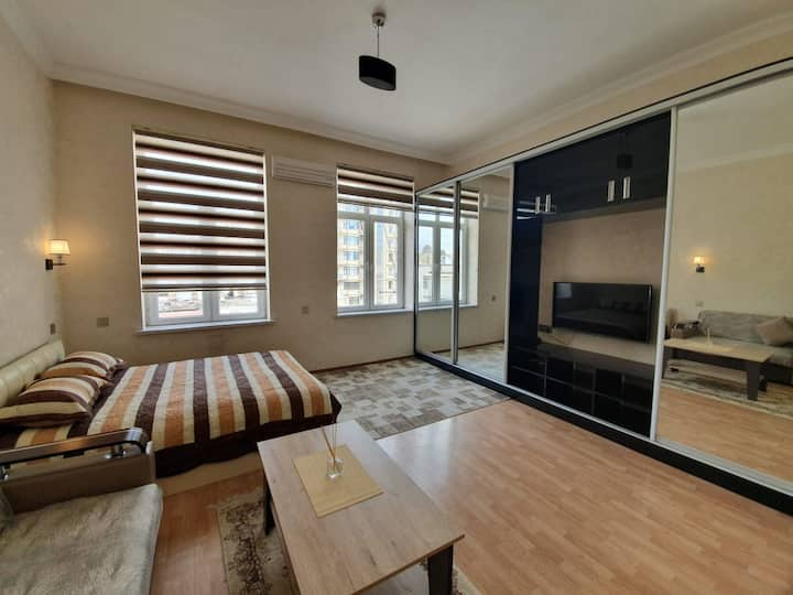 Central Baku Studio Apartment