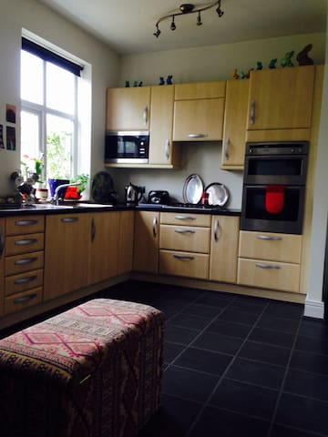 Sunny double room in Cullercoats, - North Shields - Pousada