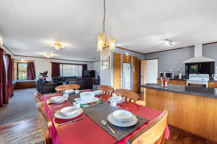 Dining Area/Kitchen/Lounge