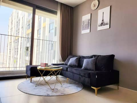 Luxury Bedroom in  New Apartment