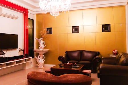 冬山近羅東運動公園溪畔精品農舍201 - Dongshan Township - Natuur/eco-lodge