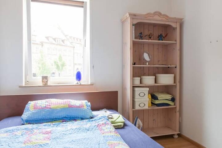 Schöne gemütliche Wohnung im Herzen von Nürnberg - Nürnberg - Apartemen