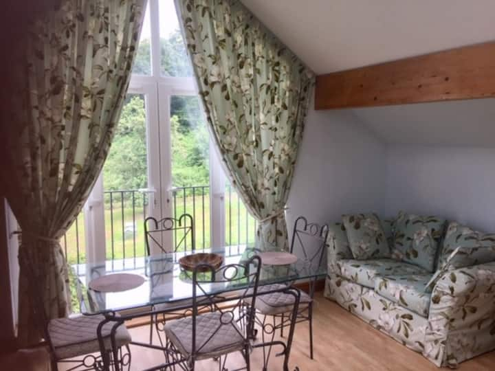 Delightful guest studio in the Forest of Dean