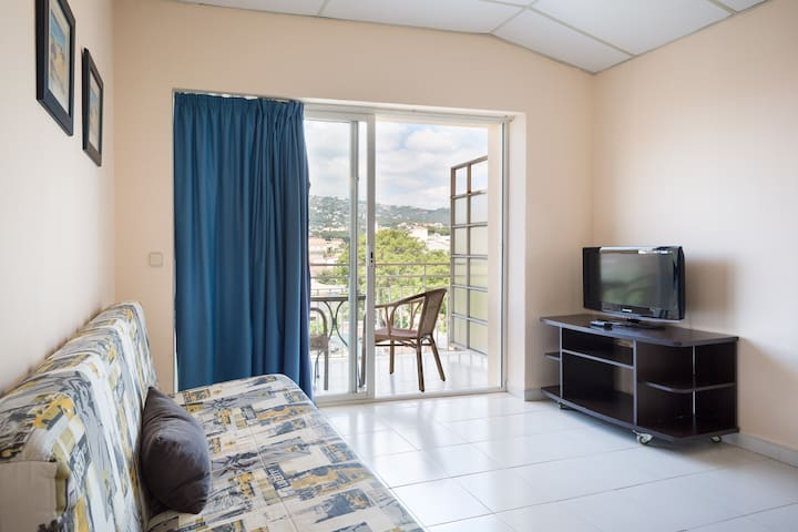 Apartamento en primera linea de mar (P3P)