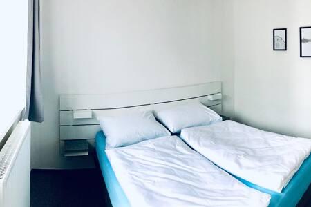 Slunný a útulný apartmán v Březnici