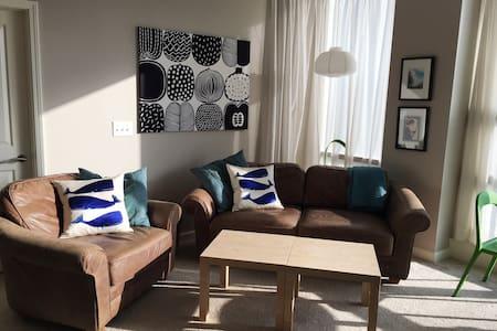 Bright, Modern Private Room Near UNC Campus - Chapel Hill - Condominium