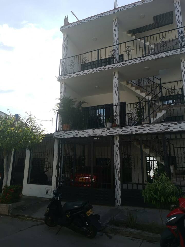 Hermoso Apartamento Amoblado En melgar