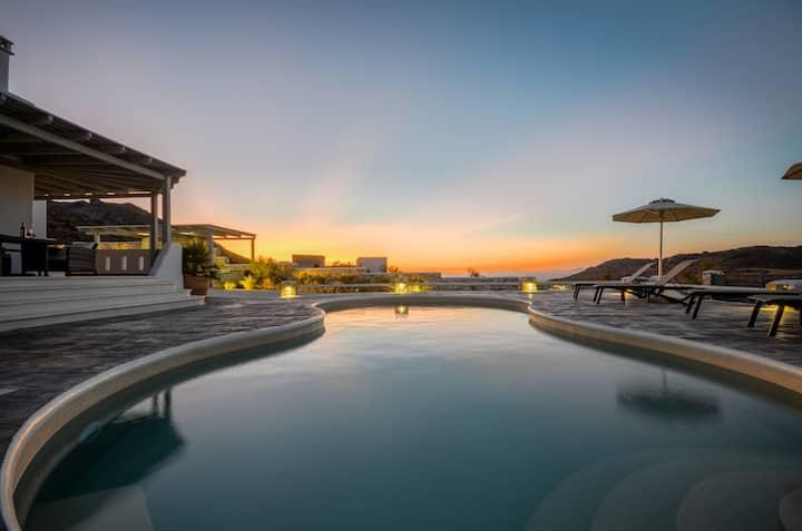Naxos Secret Paradise Villa