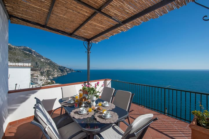 Titina's Home in Amalfi Coast
