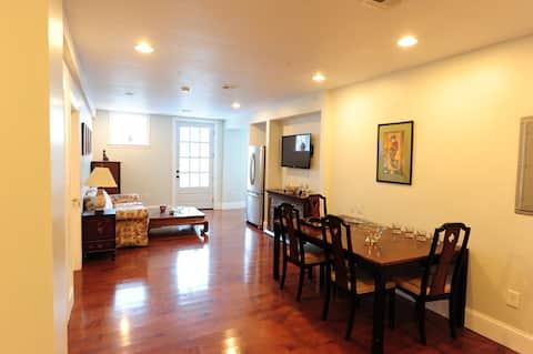 Cozy quiet room G (NearBU/Fenway/Downtown/HMS)