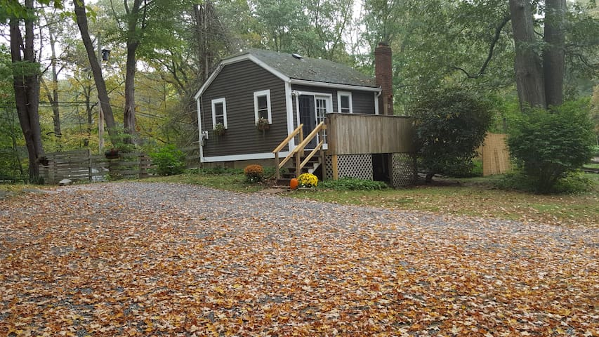 Country Guest Cottage - Westbrook - Hospedaria