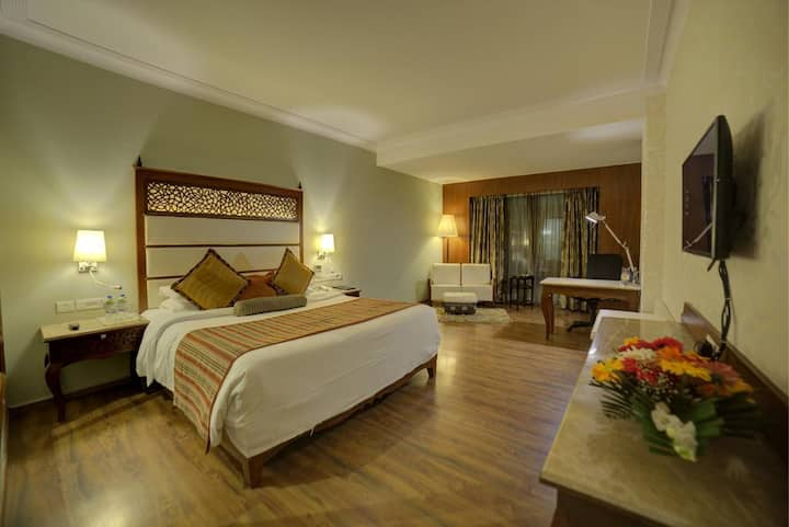 Lovely Stay@ Shubha Sagar Hotel