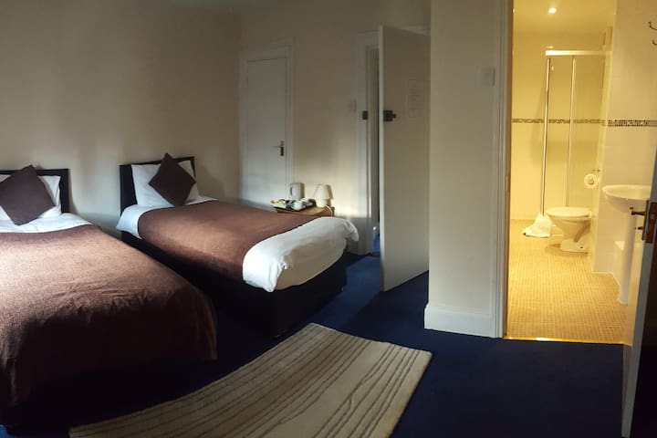 Twin Room at the Modbury Inn (Room5)