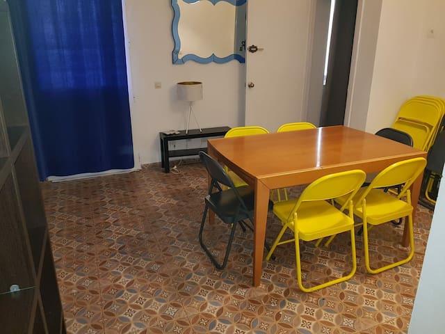 Apartamento Centro ALCAZABILLA 20pax IDEAL GRUPOS
