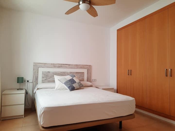 Apartamento ideal parejas