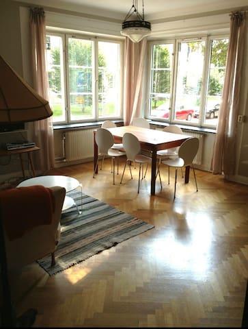 Beautiful apartment Södermalm - Estocolmo - Apartamento