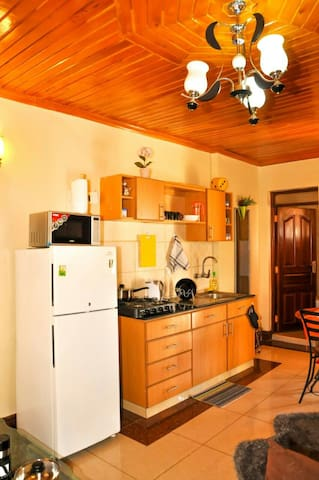 Sundowner Studio Apartment in westlands