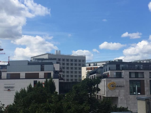 Top Apartment in Stuttgart City+Balkon