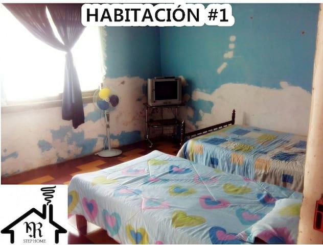 HABITACIÓN CON 2 CAMAS CÓMODAS - Valle del Cauca, CO - House