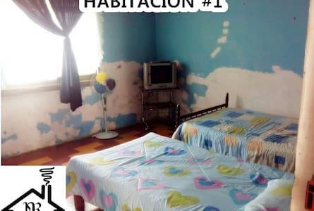 HABITACIÓN CON 2 CAMAS CÓMODAS - Valle del Cauca, CO