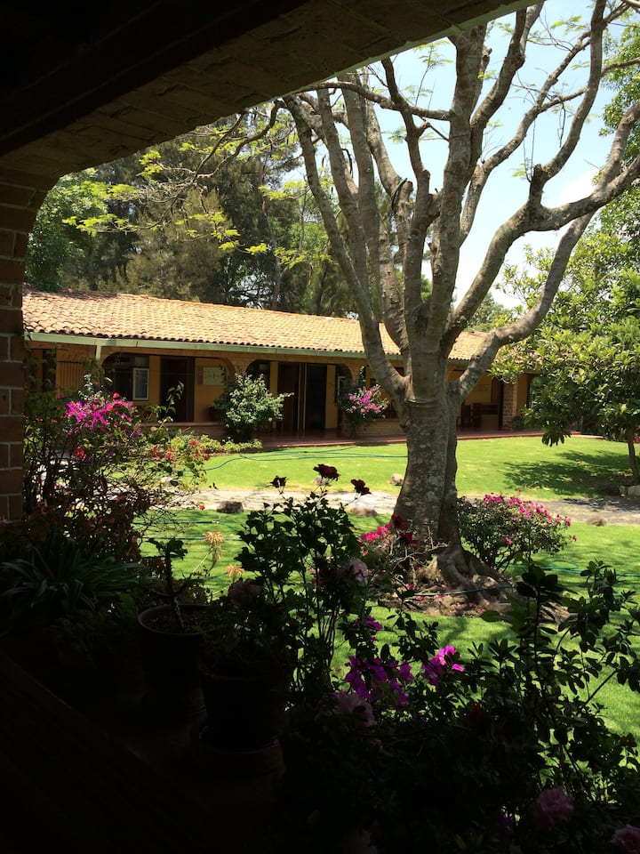 Casa Humboldt, Tuxpan Michoacán