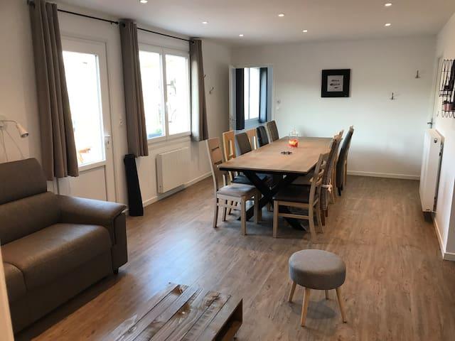 Logement neuf prox Montreuil /mer et Côte d'Opale