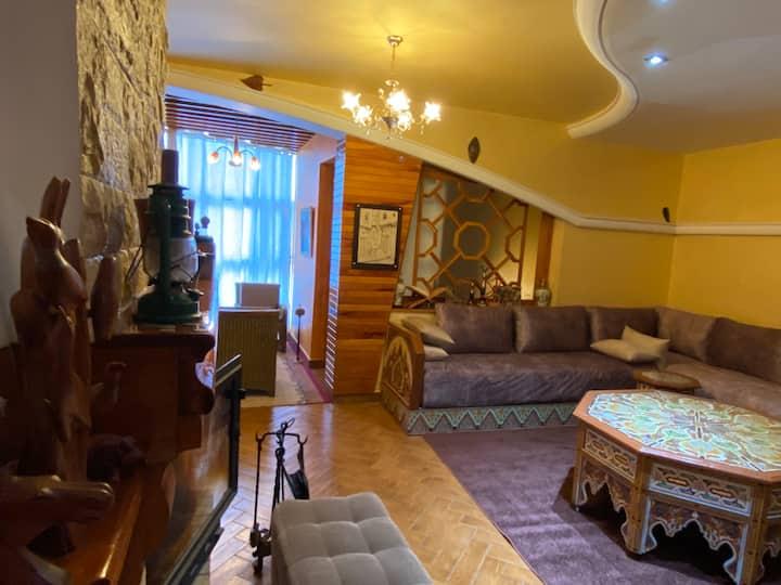 Très joli appartement en plein centre de ifrane