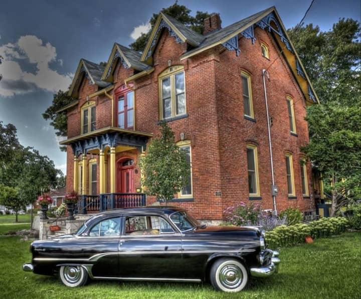 The Woodbridge House  - The Whole House
