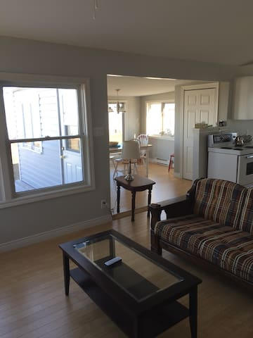 Water front summer cottage in Shediac