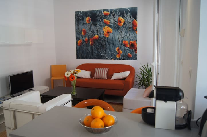 Cozy apartment to enjoy Bilbao and sorroundings - Getxo - Apartament