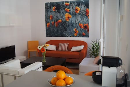 Cozy apartment to enjoy Bilbao and sorroundings - Getxo - Wohnung