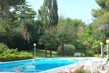 Your relax at 2 km from the beach. - Pesaro - 公寓
