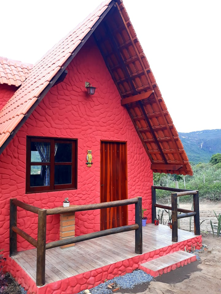 Chalets of Chapada - Tranquility and warmth