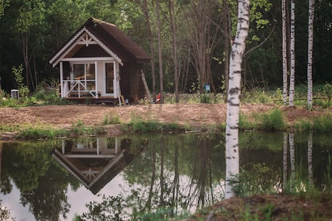 Guest house by EcoFerma Belovo