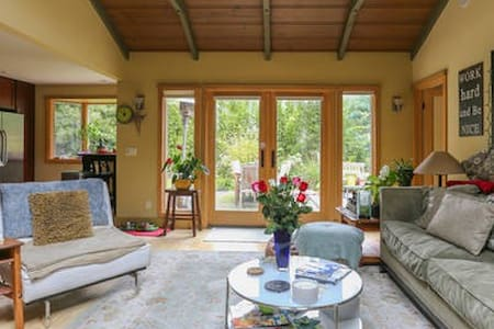 Sunny Zen Remodeled Home - Mill Valley - Talo