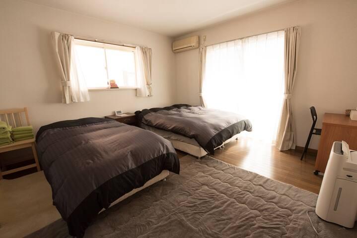 Near Kitsuki castle town, a comfortable room - Kitsuki-shi