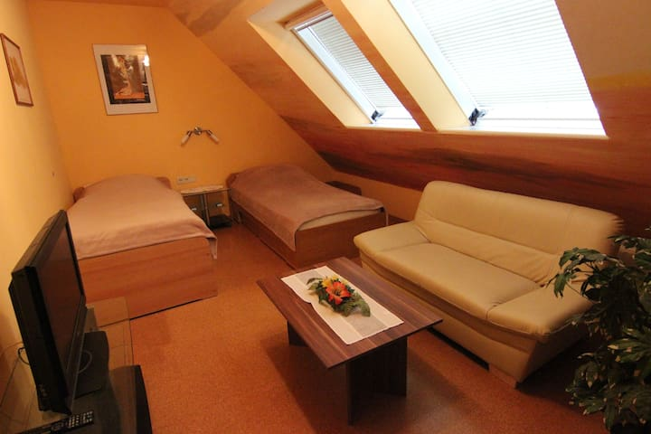 Cosy Room for 1-2 Persons - Berlin - Hus
