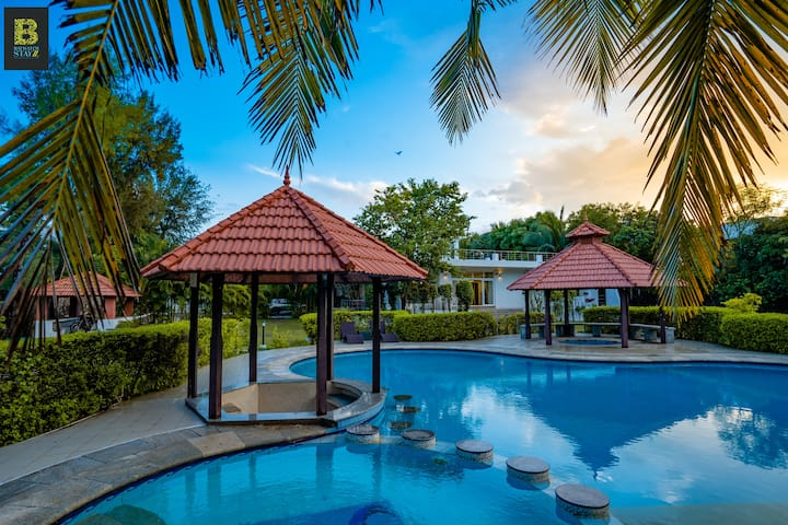 Khushana  Villa  by Baywatchstayzz