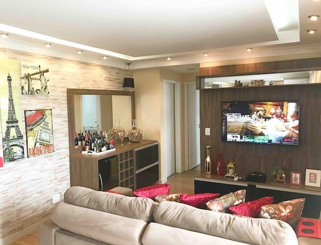 Apartamento Luxo Inspiratto