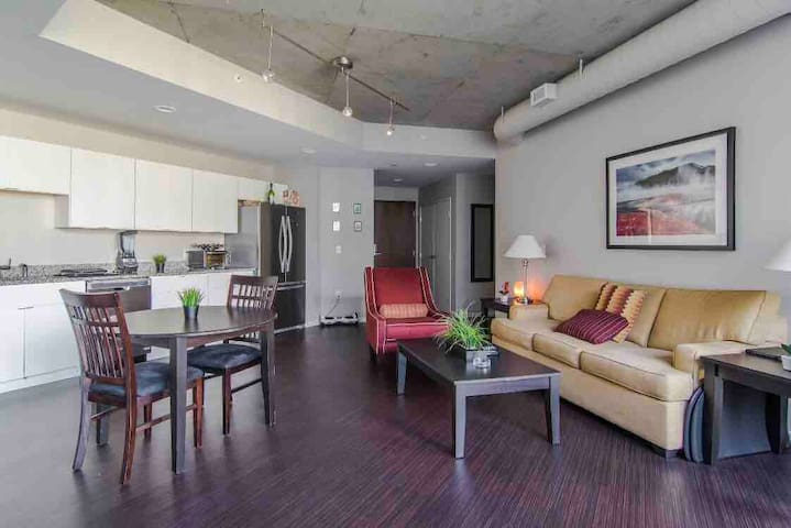 Downtown Flats East Bank - Entire 2B/2B Apartment