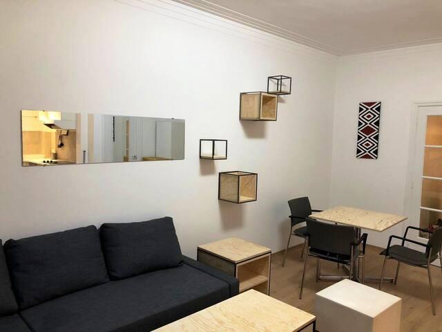 Studio in Brussels centrum