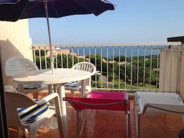 Fantastic view gulf Saint Tropez