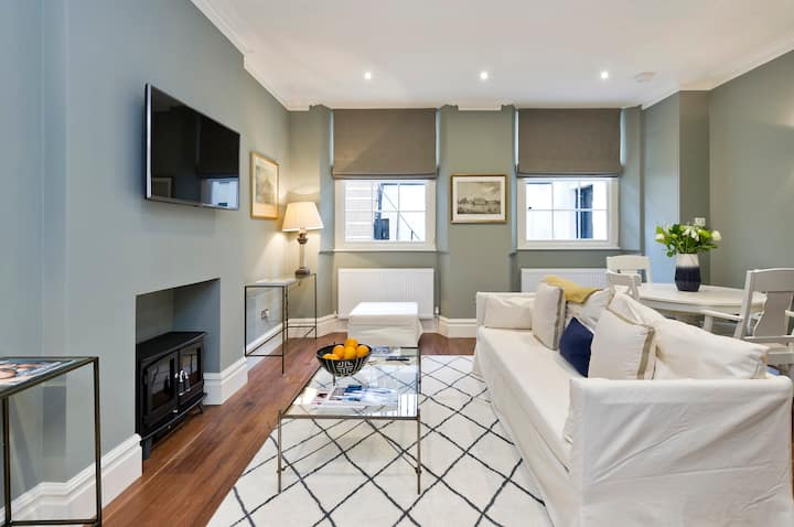 Attractive 1 bed in the heart of Knightsbridge