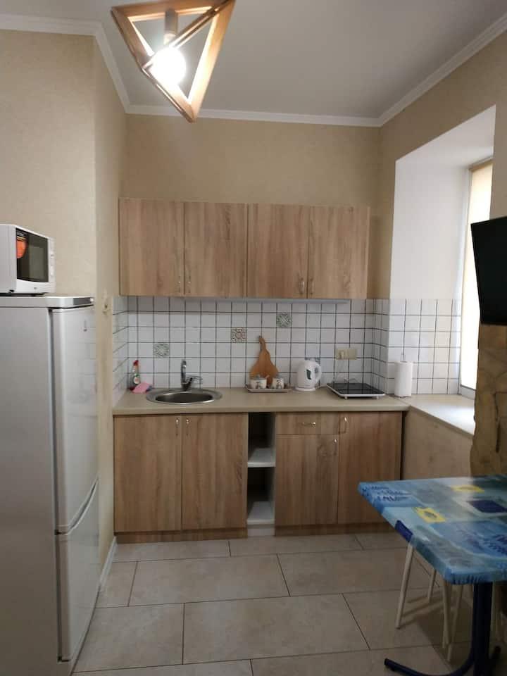 Уютная мини - квартира в центре Одессы