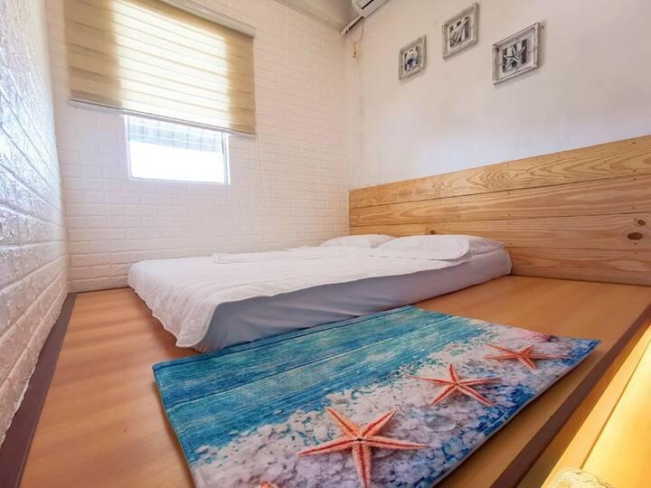 DIVELOG潜水日记民宿 大床房 含独立卫生间