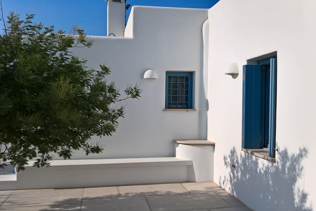Rear Veranda