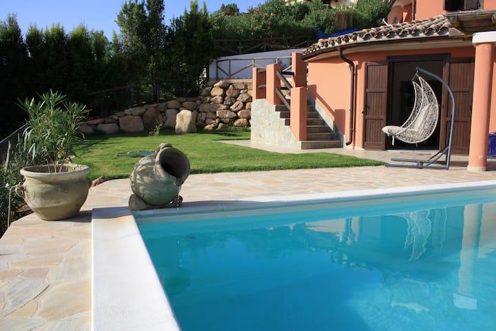 Villa Giacomo -Ihre Urlaub im Paradies -mit  Pool