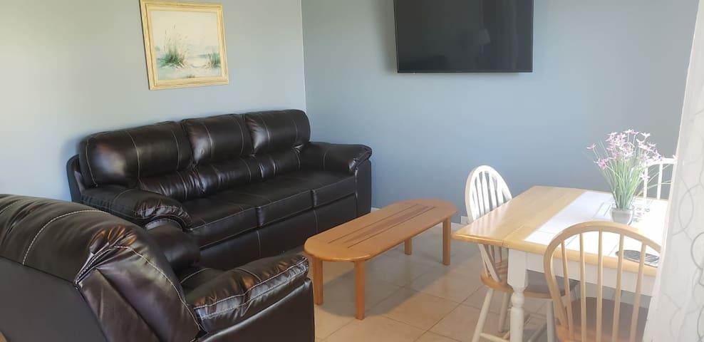 Beach apartment unit number 5